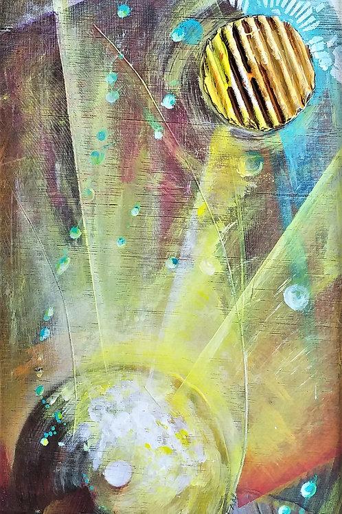 """""""Transcend"""" by Sherridean Skeete"""