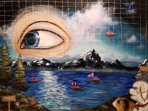 """Eye Spy A Dream Land, Part 3"" by Brianne Casey"