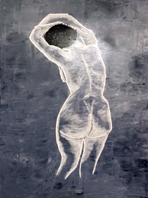 """""""Nude 1"""" by Peter Casini"""