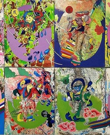 """""""Twelve Zodiac"""" by Ju Yun"""