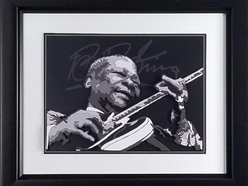 """B.B. King"" by Ken Jones"
