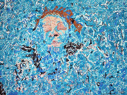"""""""Floating"""" by Oenone Hammersley"""
