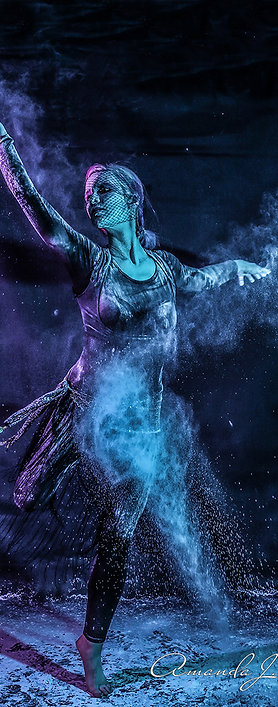 """""""She Dances In The Milky Way"""" by Amanda Armstrong"""