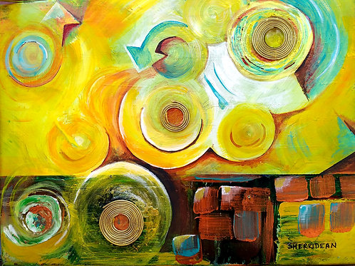 """Turn Around"" by Sherridean Skeete"
