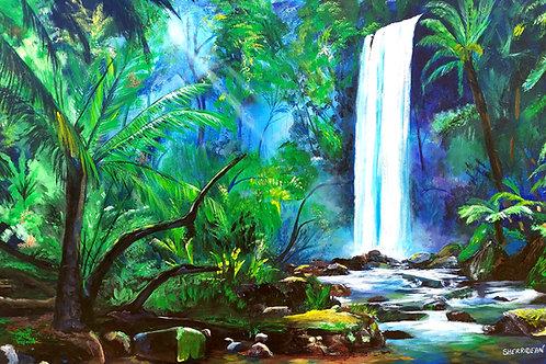 """""""Living Water"""" by Sherridean Skeete"""