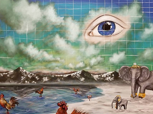 """Eye Spy A Dream Land, Part 4"" by Brianne Casey"