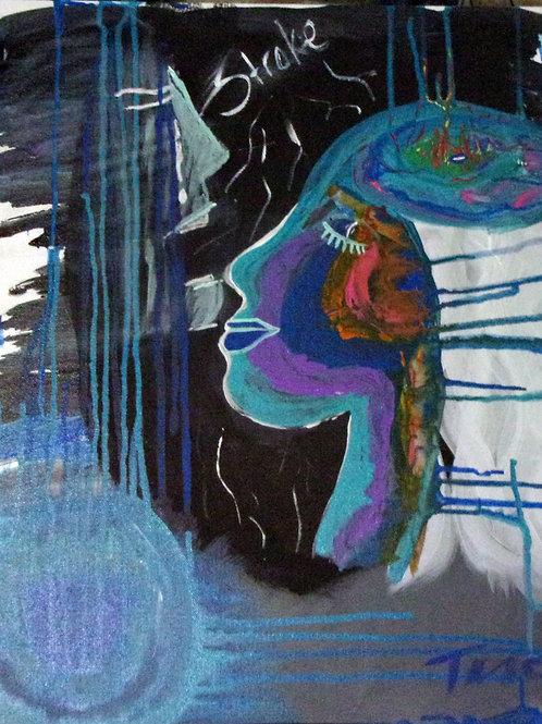 """Stroke"" by Tera Nicole Hurst"