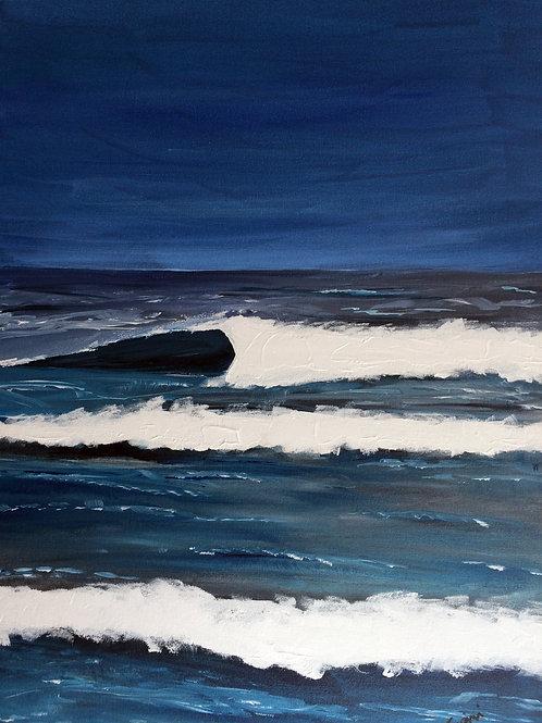 """Wave"" by Peter Casini"