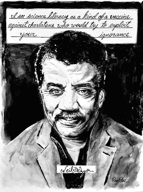 """Tyson"" by Raymond Fernandez"