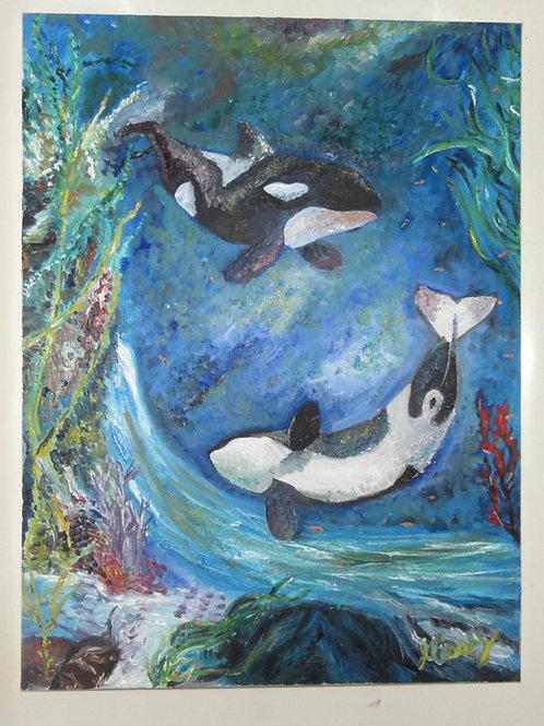 """""""Underwater Thrills"""" by Missy Buetow"""