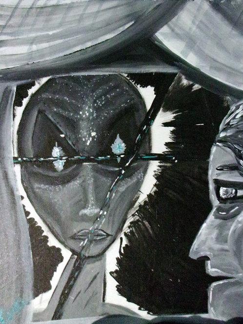 """Terrified"" by Tera Nicole Hurst"