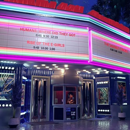 """Future Cinema"" by Alex McKelley"
