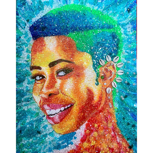 """""""Andile"""" by Shina's Gallery"""