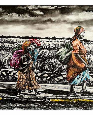 """Ndlela yi tiva hi Va mhani"" by Fumani Walter Maluleke"