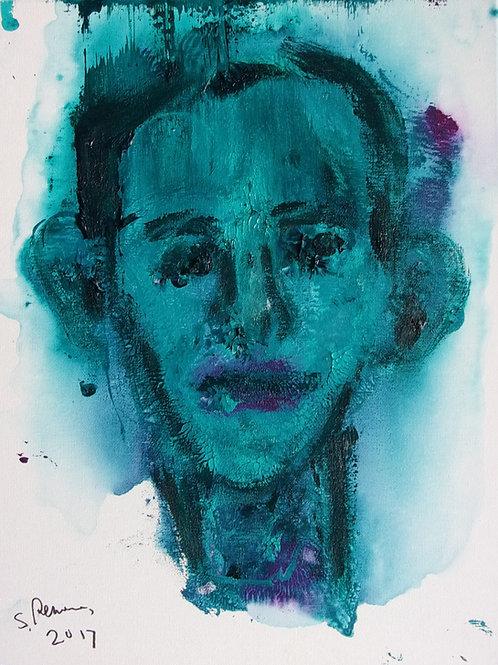 """Blue"" by Stephen Perrone"