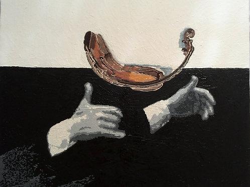"""Musician"" by Shahryar Medi"