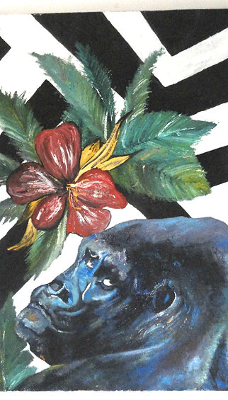 """""""Gorilla"""" by Missy Buetow"""