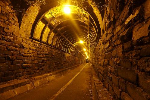 """Tunnel Vision"" by Hugo Gatica"