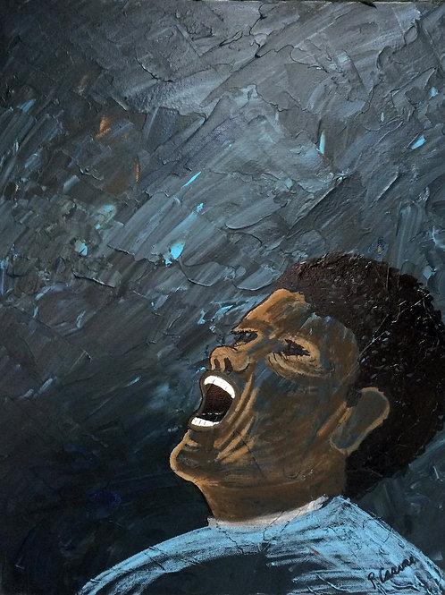 """Black Lives Matter"" by Peter Casini"