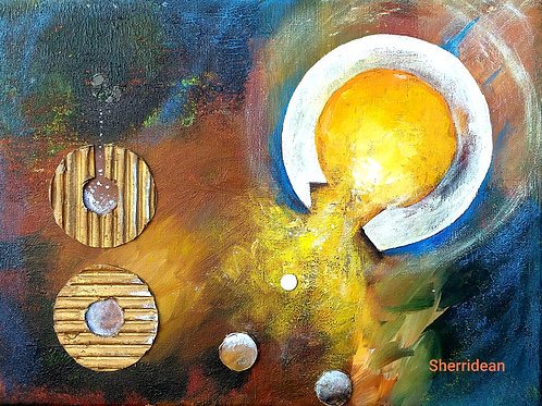 """""""Unlock"""" by Sherridean Skeete"""