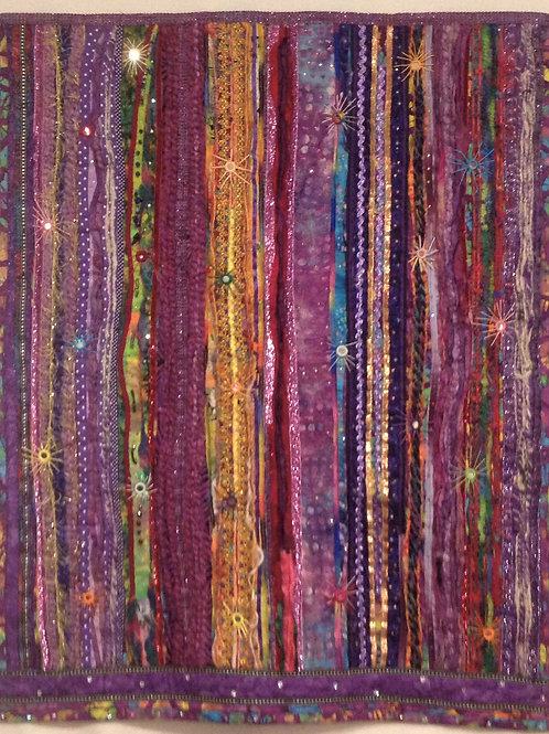 """""""Purple Rain"""" by Winifred B. Wallace"""