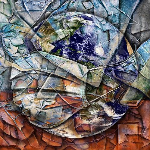 """Poor World"" by Naza McFarren"