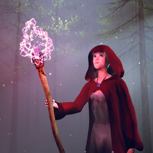 """""""The Mage"""" by Alex McKelley"""