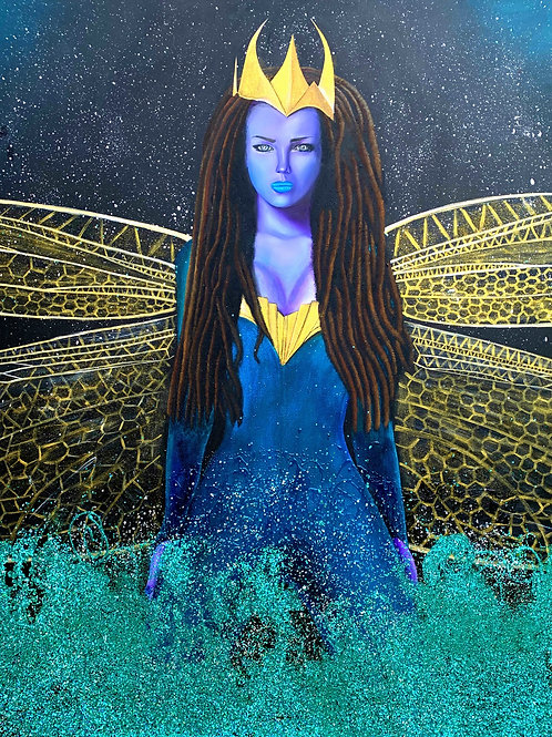 """""""S.H.E. - Surfacing Her Emergence"""" by Cary Michael Robinson"""