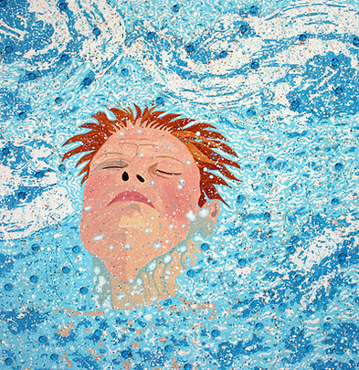"""""""Floating 2"""" by Oenone Hammersley"""