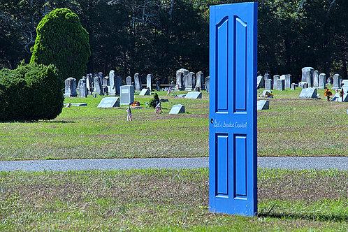 """The Blue Door"" by Marilyn Lowney Johnson"