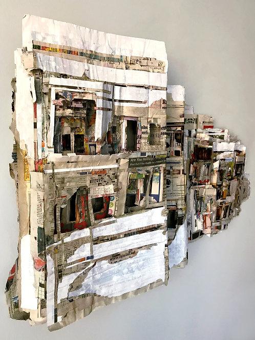 """The City"" by Yeji Moon"