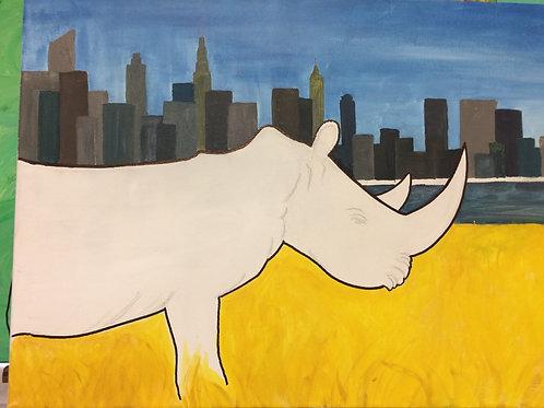 """Animal Extinction"" by Peter Casini"