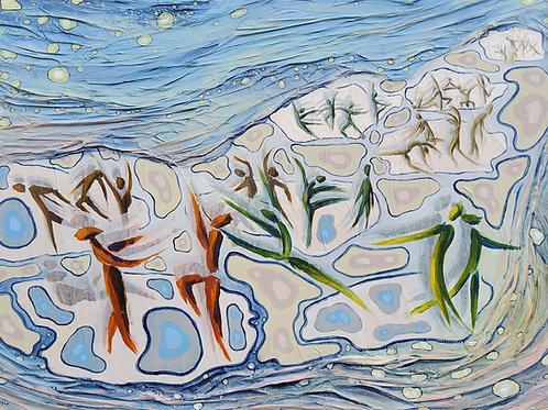"""""""Lonely Dance of Life"""" by Kasia Szczesniewski"""