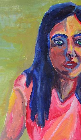 """""""Greta"""" by Katherine Grace Piera"""