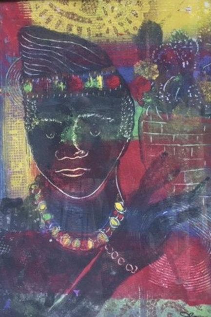 """Market Woman"" by Rondall ""RJ"" James"