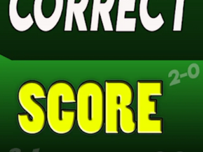Correct Score Prediction Archives Oct 2020