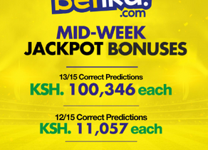 TOP 5 JACKPOTS IN KENYA