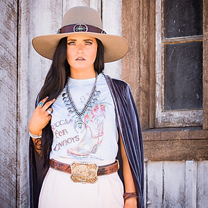 The Coyote Cowgirl Spring Shoot