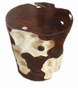 teak root stool revised