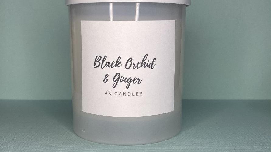 Black Orchid & Ginger