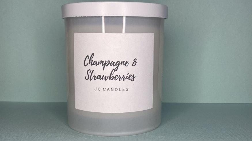 Champagne & Strawberries
