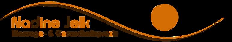 Def. Logo Nadine Jelk Massage- und Gesun