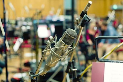 Neuman U-47 microphone