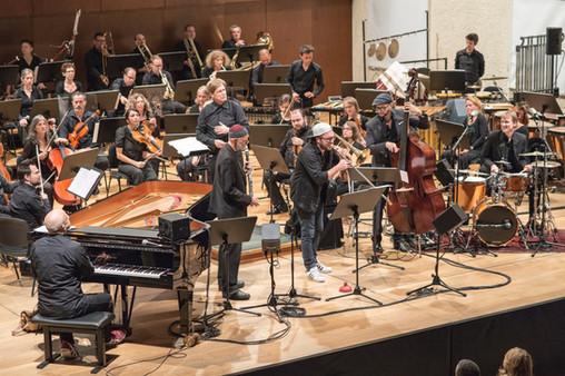 Concert in Neuchâtel