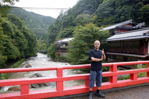 Olivier Truan in Japan
