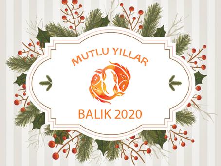 2020 / BALIK BURCU İÇİN GENEL ETKİLER