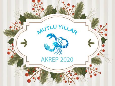 2020 / AKREP BURCU İÇİN GENEL ETKİLER
