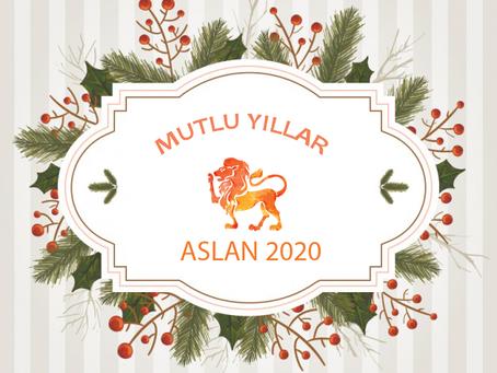 2020 / ASLAN BURCU İÇİN GENEL ETKİLER