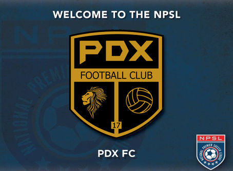 PDX FC joins the National Premier Soccer League for 2017