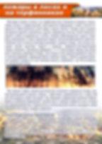 памятка (пожары в лесах и на торфянниках